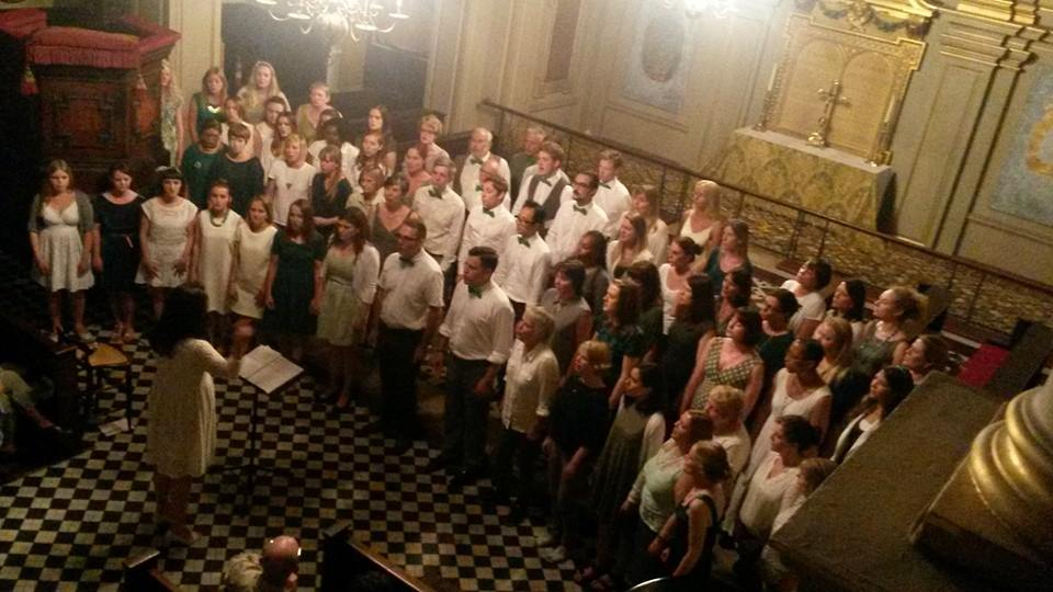 Concert Raises £700 for charity