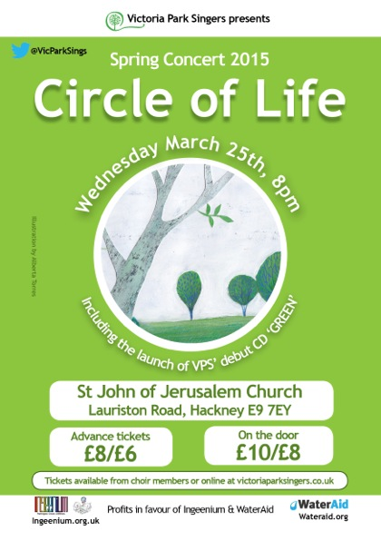 Circle of Life – spring concert