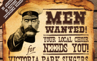 Men Wanted!