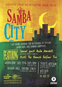 Samba in the City